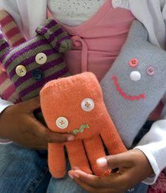 spare glove?  winter friends