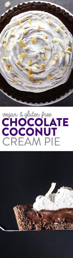 Best Ever Vegan Avocado Chocolate Birthday Cake with Vegan Chocolate Ganache - make with a gluten-free flour blend.