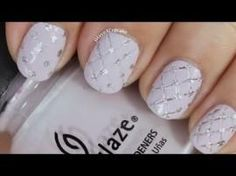 How To Do Quilted Nails In Four Different Ways