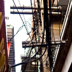 Bangkok on the wire