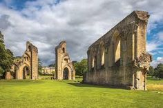 Image result for glastonbury abbey