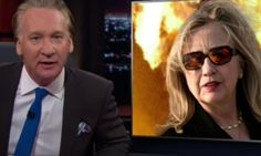 Bill Maher: Hillary Clinton Must Embrace The Role Of 'Super Villain'