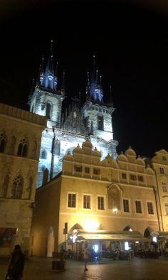 Praga - Stare Miasto / Old City, Prague Old City, Mansions, House Styles, Home Decor, Prague, Old Town, Mansion Houses, Homemade Home Decor, Manor Houses