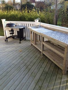 📌 39 outdoor space decor ideas, how to choose furniture for your outdoor space 7 Simple Outdoor Kitchen, Outdoor Kitchen Plans, Outdoor Sinks, Backyard Kitchen, Outdoor Kitchens, Rustic Kitchen Design, Outdoor Kitchen Design, Kitchen Designs, Kitchen Ideas
