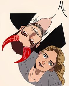 Hannibal Tv Series, Tom Ellis Lucifer, Sabrina Spellman, Angel And Devil, Morning Star, Fan Art, Angels And Demons, Doodles, Satan