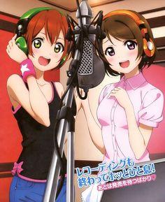 Murota Yuuhei, Sunrise (Studio), Love Live! School Idol Project, Rin Hoshizora, Hanayo Koizumi