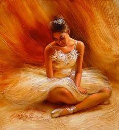 Belle and ballet on pinterest - Dessin d une danseuse ...