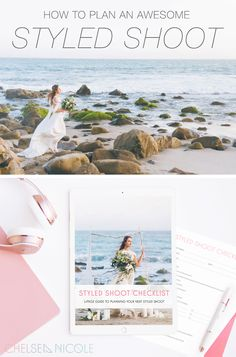 How to Plan a Styled Shoot to Build Your Portfolio & Book Dream Clients :: For Photographers #styledshoots