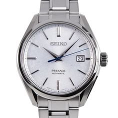 New Original Seiko Presage Automatic Mens Watch Fast shipping US Canada UK Australia Switzerland Denmark Norway Thailand Netherlands Germany
