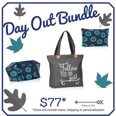 Take these awesome blue and grey pieces for a Day Out! www.mythirtyone.ca/tatiana