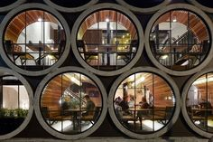 Drinking And Dining Inside Concrete-Pipes At The Prahran Hotel In Melbourne, Australia | Yatzer