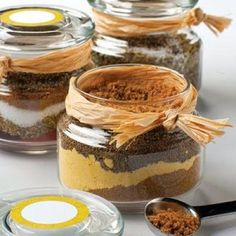 BBQ Rub in a Jar - Great gift idea for Dad