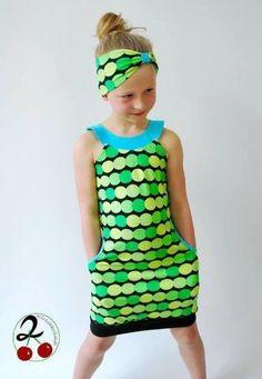 Sommerliches Minikleid - Nähanleitung via Makerist.de