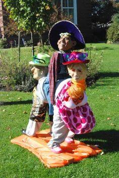 the Obama Scarecrow!