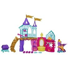 MY LITTLE PONY - Friendship is Magic - Crystal Princess Palace Playset