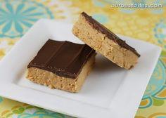 No Bake Reece's Peanut Butter Bars