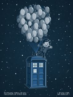 Doctor Who / UP mashup
