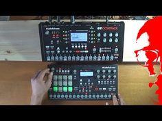 Deep House Techno Live session(Elektron Analog Rytm OS 1.30D and Octatrack OS 1.25H)[Full HD] - YouTube