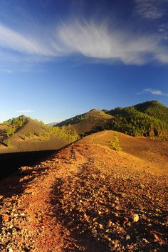 Volcán Martín, Ruta de los Volcanes, Cumbre Vieja, La Palma, Canary Islands