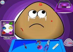 PouJuegos.com - Juego: Visita al Doctor - Jugar Juegos Gratis Online Flash