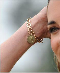 Kate Middleton's charm bracelet.