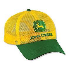 Mens Full Mesh Hat/Cap (Yellow) - www.greentoysandmore.com