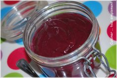 Cassis Curd