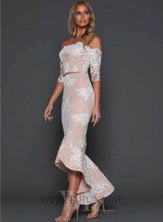 4a9ade6abcd Pre-Order Caprice Set. A stunning two-piece set by Elle Zeitoune.