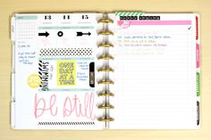'Never Ending' To Do List in The Happy Planner of mambi Design Team member Heather Adams | me & my BIG ideas