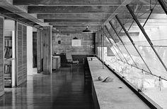 | AVB Blog | Taller de Arquitectura | Buenos Aires |: PAULO MENDES DA ROCHA: Residencia Butantâ