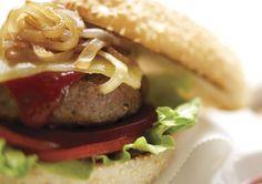 BBQ Kiwi Beef Burger