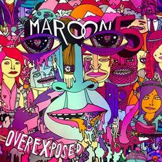 MAROON 5 <3 If I could go to a Maroon 5 concert I could die happy without ever going to another concert. . . even though i'd rather not ;)