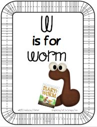 """diary of a worm"" activities"