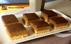 This Chocolate Caramel Slice Recipe is super easy to make and tastes great. This is an iconic recipe that is tried and true. You will love it!