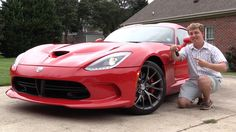I Bought My Dream Car!  Goodbye Charger, Hello Viper!