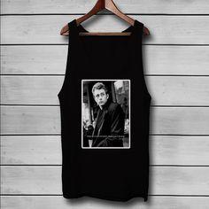 James Dean Quotes Custom Tank Top T-Shirt Men and Woman