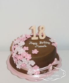 Birthday Cake, Flowers