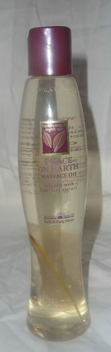 Bath & Body Works Frankincense & Myrrh Aromatherapy Massage Oil
