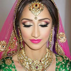 Beautiful bride by @dressyourface