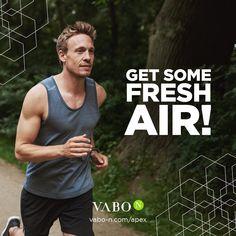 Bewegung an der frischen Luft stärkt das Immunsystem!   30 Minuten Bewegung pro Tag an der frischen Luft – egal ob du dabei spazieren gehst oder joggst (mit Abstand!) – tut nicht nur deiner Laune gut, sondern sorgt auch für ein starkes Immunsystem! 😉 Anti Aging, Bmi, Get Some, Tank Man, Training, Fitness, Mens Tops, Immune System, Metabolism