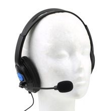 1pcs Wired Gaming Headset Headphones With Microphone For Sony Ps4 For Playstation 4 Best Price Store Headset Gaming Microphone Gaming Headset