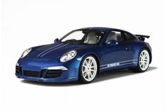 PORSCHE 991 CARRERA 4S 5 MILLIONS - Street cars - Car models - Die-cast | Hobbyland Scale model car made of resin in 1:18 scale manufactured by GT Spirit.  It is just a small version of a real car suitable for collectors. Handmade.  Composition: resin and plastic