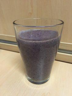 Frühstückssmoothie mit Antioxidantien