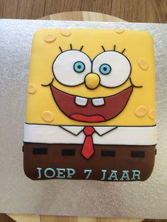 SpongeBob Taart!