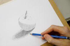 softening a cast shadow edge