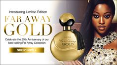 Fare Away Gold perfume treat yourself to gold.