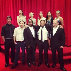 The cast of PURE BLOODLINES at the movie premier in Cardiff. See the official blog at... geraldhorler.tumblr.com #purebloodlines #Comics #comicbooks #vampires #fantasy #supernatural #upandcoming #comicon