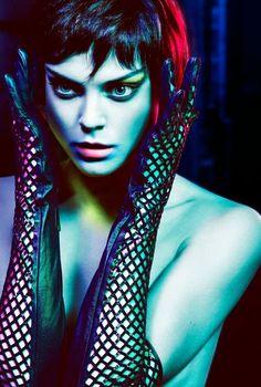 Seductive Film Noir Fashion - Viktoriya Sasonkina is the Femme Fatale for Hunter & Gatti (GALLERY)