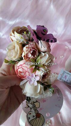 Baby floral headband