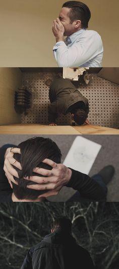 Prisoners (2013) dir. Denis Villeneuve. Cinematographer: Roger Deakins.